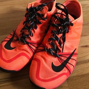 Nike Free cross Compete. 8.5